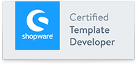 Datema shopware zertifizierter Template Developer